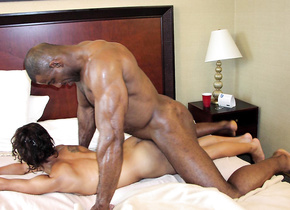 Adult couple having wife taking black dick - interracial cuckold amateur porn videos