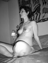 Pregnant kinky wife likes to be blindfold and handcuffed soaking wet pussy