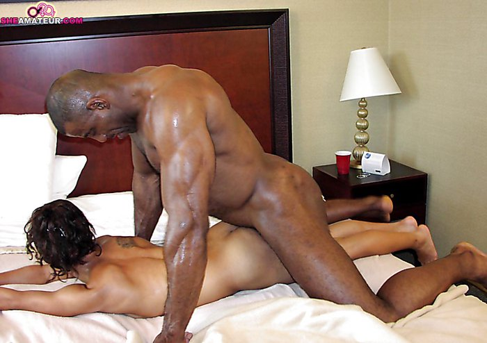 interracial amateur brutus black