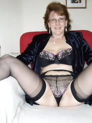 Sexy Mature Slutty wife