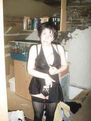 Ready for a night out- Amateur Interracial Sex