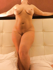 My WiFE I am obsessed with her CuRVeS I think she has the BoDY of a Goddess