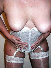 A few more of mature wife Ingrids private pics