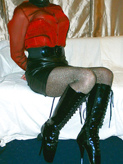 Submissive sissy slave paula, fuck toy for alpha males