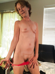 Me in My new red Panties to show for you