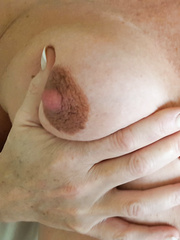 My tits and pussy up close to admire and fantasize about