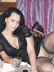 Home made my porn photos, up skirt bare pussy and cum shot