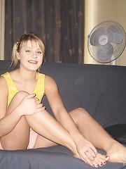 Hot girlfriend Linda is a little minx in the bedroom