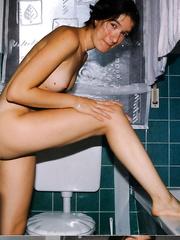flat chested girl from Bratislava, Slovakia