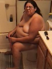 ALMA SMEGO FAT NAKED PIG BBW
