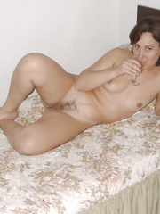My Girl naked one the bed