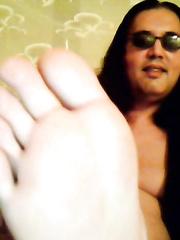 Nadja`s Self Footworship