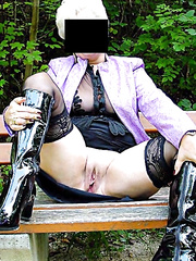 Horny Mature Lady