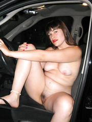 Naked Truck Ride
