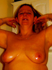 PrincessWolf Oiled Body Play