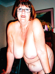 Mature Plump Pussy