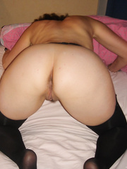 The ass of my wife