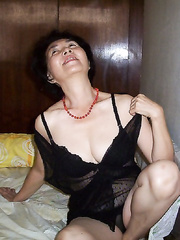 Julie In Black