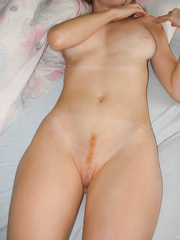 my redhead young wife