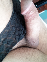 A few pictues of me in some panties and thongs, they make me feel naughty