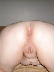 Fat Blondes Slut Poses And Shows Her Holes For Your Pleasure