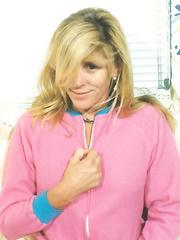 Me In My Pink Jammies