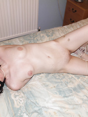 Haley Wife and mum of two Hogtied