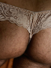 Thick uncut and concupiscent summer shlong in recent hot underware