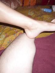 Show u my feets and bra buddies and my cum-hole