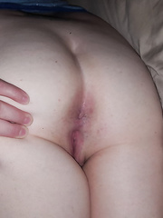 Her arse awaiting and willing Her holes are oh do constricted