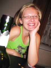 Meggi 29 Polish golden-haired doxy having sex with stranger