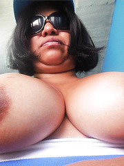 Mexican of excellent and biggest and glamorous nipps 01