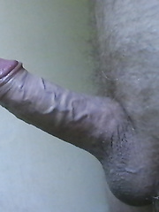 My unbending penis after shaving and edging just in advance of I discharges my cum load