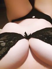 My hot little wife likes to show off and hear the hawt things dudes and babes desire to do to her