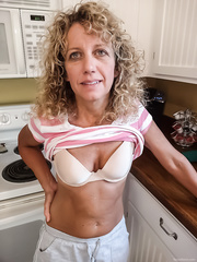Diminutive Mother I'd Like To Fuck Housewife can't live without to engulf wang