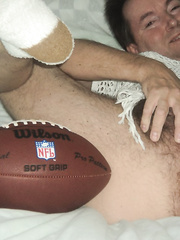 A MICHIGAN MALE WENCH WILL CUM two YOUR FOOTBALL PARTY