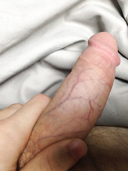 My hard pecker is willing to cum all over your soaked cookie and face hole