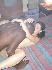 Cuckold wife sex with darksome and white boyz