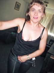 Caroline 40 Polish older mum fuvked hard