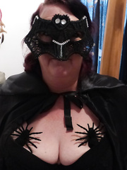 Some Halloween images of this wicked granny