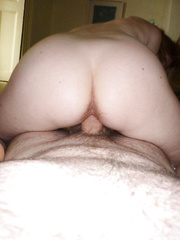 A hot british wife with large milk shakes love to show off her body