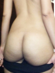 Concupiscent shy wife can't live without tributes and obscene comments