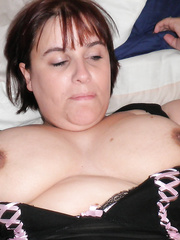 A real nasty mother I'd like to fuck with large milk sacks that likes to please