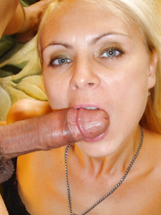 Lovely blonde milf fucked all ways and angles by lover who knows his kama sutra
