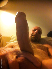 Playing with my cock after taking a shower today and naked in public the last few days
