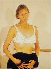 My kiwi wife jan from New Zealand Shes blonde and slim