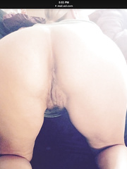 Wife skinny hairy body and big pussy lips lots of pubic hair