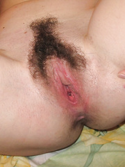 Hairy pussy cum soaked amateur intercourse fuck pictures