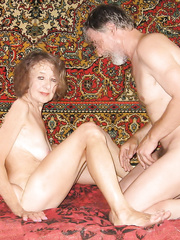 Nude mature woman shows herself threesome sex orgy