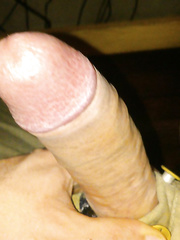 Sneak peek at my tool of pleasure dirty comments are welcome